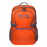 Nfinity Classic Backpack - Orange/Gray