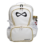 Nfinity Millennial Backpack - White