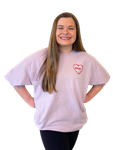 Candy Heart Base T-Shirt