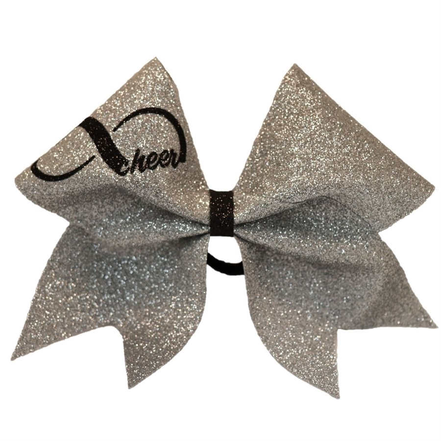 Infinity Cheer Bow