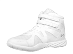 White Nfinity Beast Mid Top